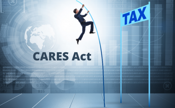 Individual Income Tax of the CARES ACT