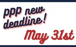PPP deadline extended